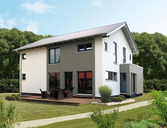 as neue Musterhaus NEO 300 in Hannover - Foto: FingerHaus