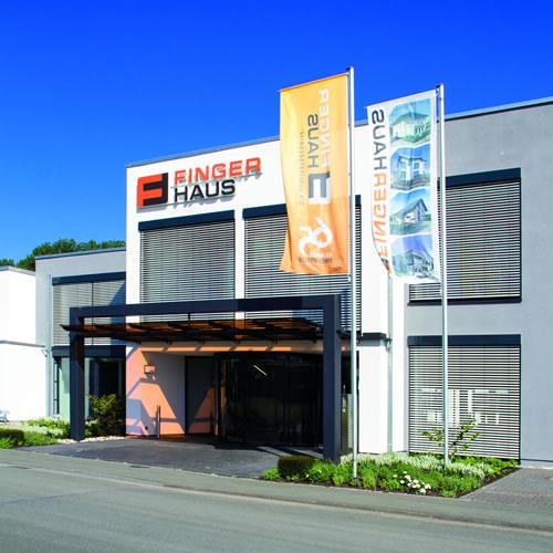 Creditreform Kassel dokumentiert außergewöhnlich gute Bonität des Unternehmens - Foto: FingerHaus