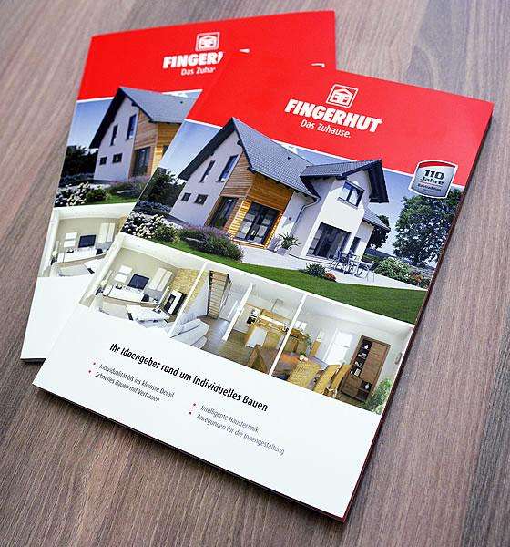 Fingerhut Haus stellt Ideengeber rund um individuelles Bauen vor – Foto: Fingerhut Haus