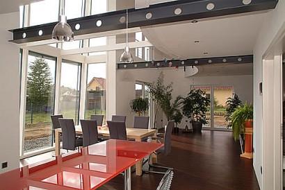 fertighaus fertigh user speziale exclusiv 200 64 qm und pultdach als holztafelbau von albert. Black Bedroom Furniture Sets. Home Design Ideas