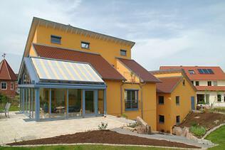 Albert-Haus - Musterhaus Sunrise Pro