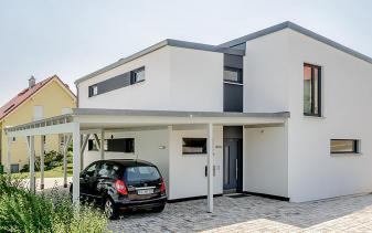 Albert-Haus - Musterhaus Garitz