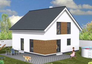 Albert-Haus - Musterhaus Hannah 133