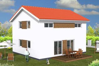 Albert-Haus - Musterhaus Jonas 128