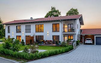 Albert-Haus - Musterhaus Obing