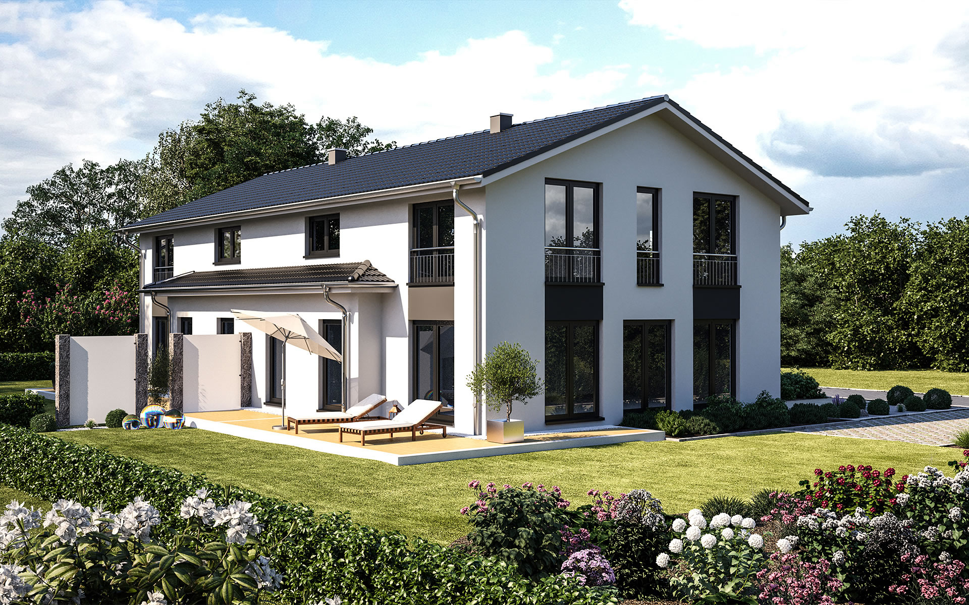 Duo 141 von Bärenhaus - das fertige Haus GmbH