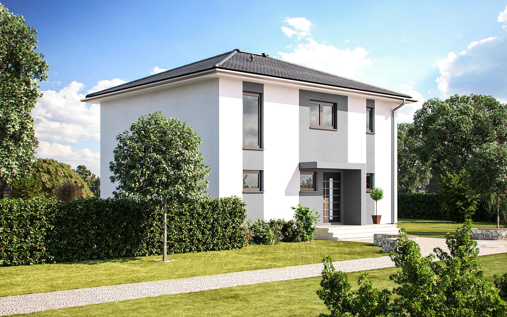 Eos 154 von Bärenhaus - das fertige Haus GmbH