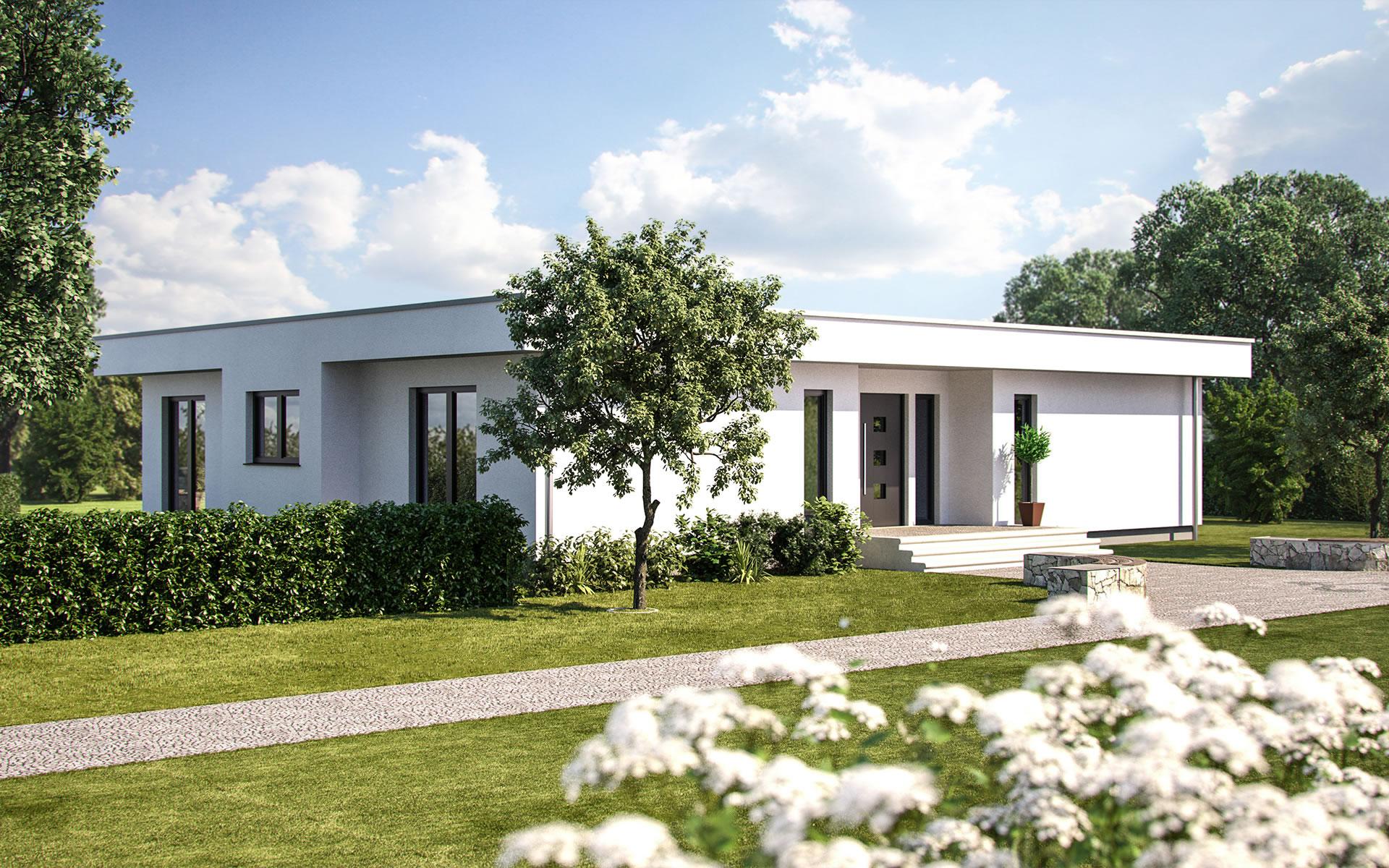 One 173 von Bärenhaus - das fertige Haus GmbH