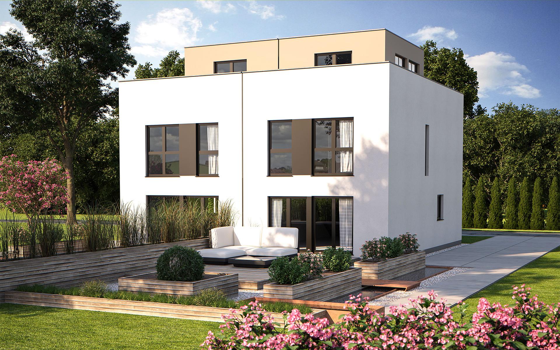 Duo 160 von Bärenhaus - das fertige Haus GmbH