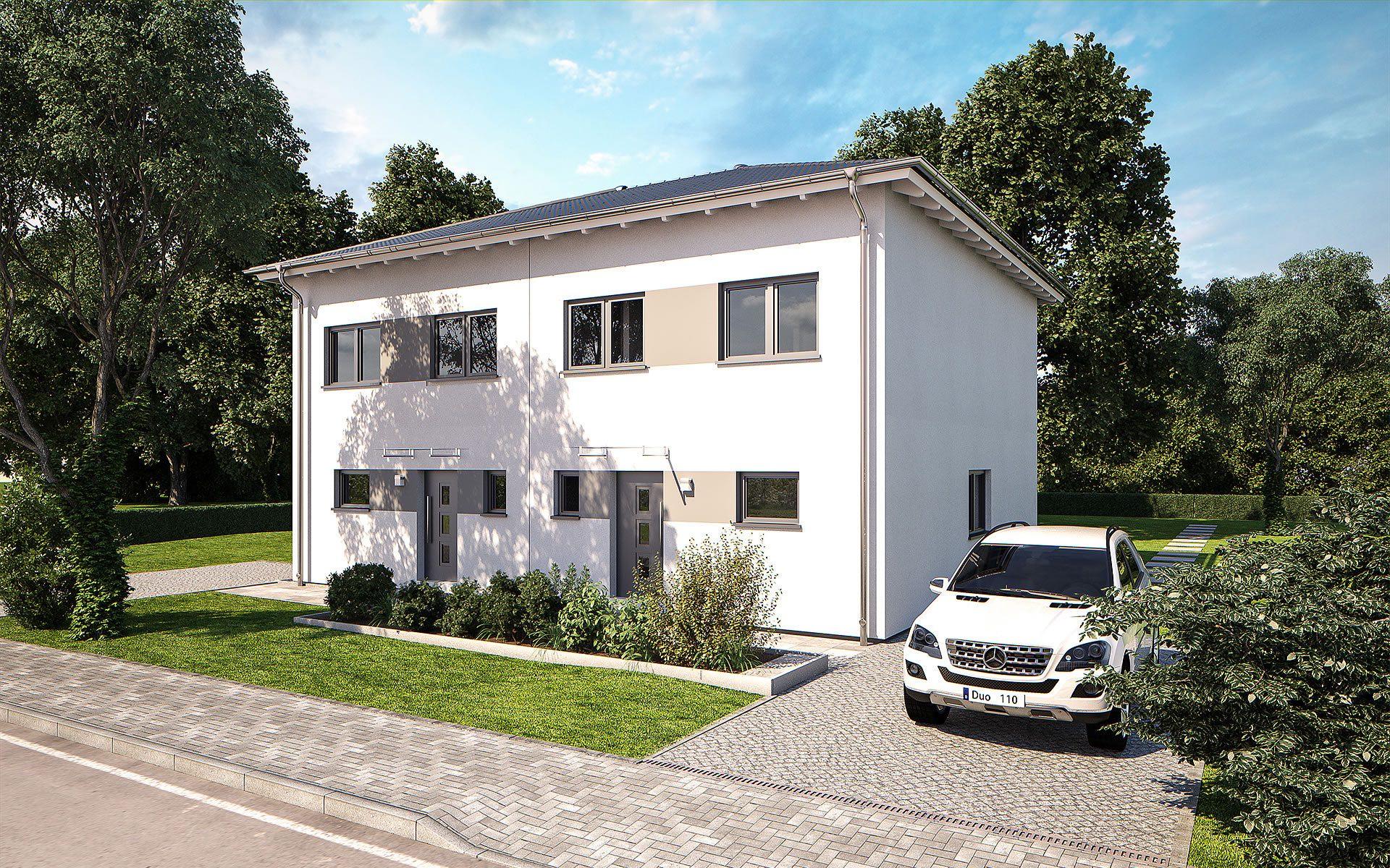 Duo 110 von Bärenhaus - das fertige Haus GmbH