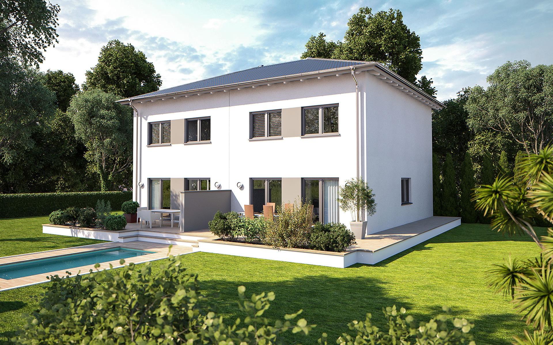 Duo 110 - Bärenhaus - das fertige Haus GmbH