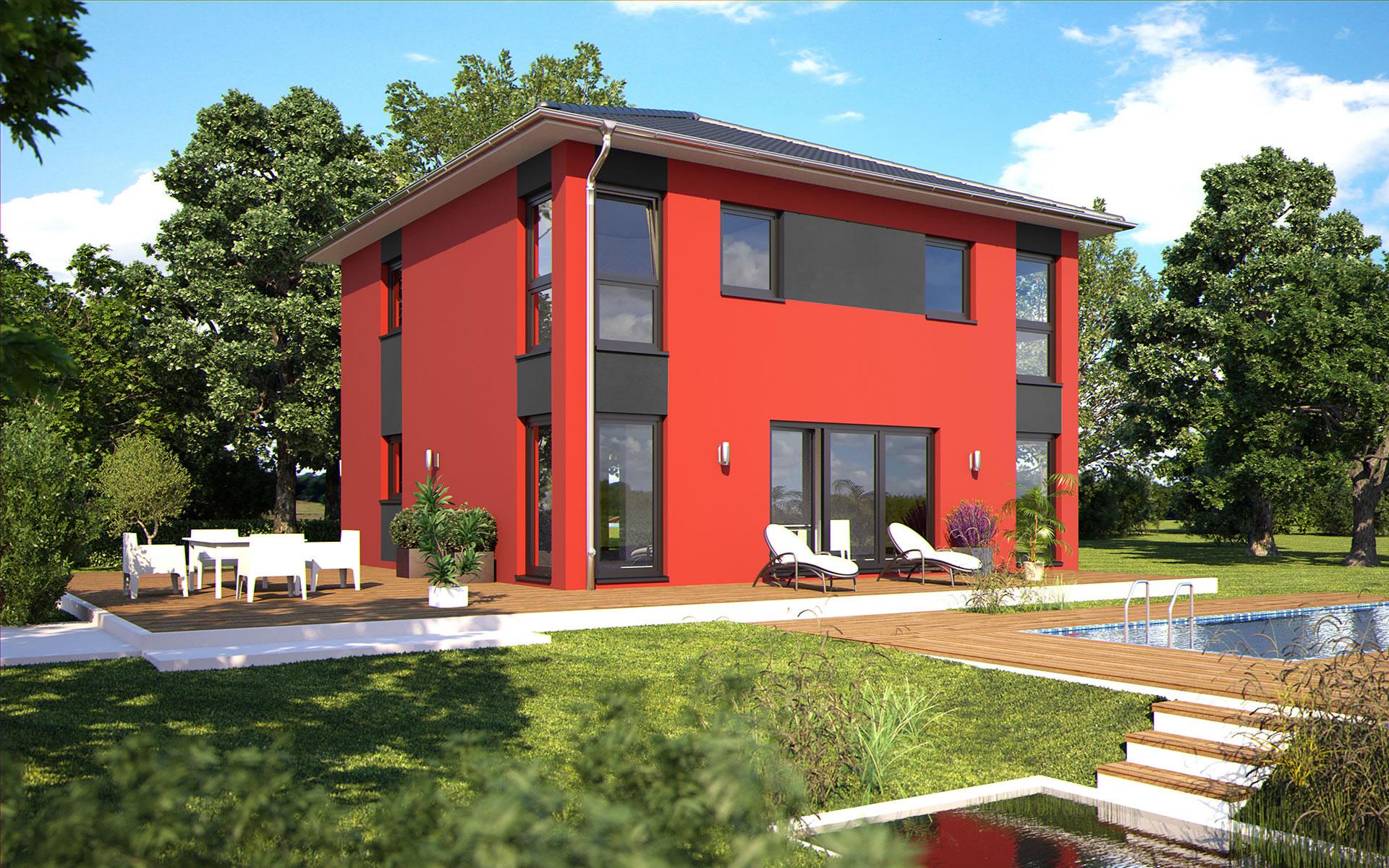 Eos 142 von Bärenhaus - das fertige Haus GmbH