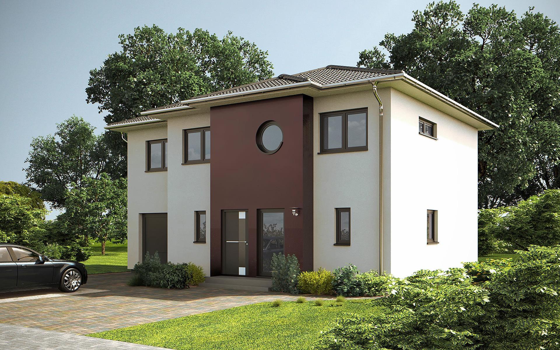 Eos 161 von Bärenhaus - das fertige Haus GmbH