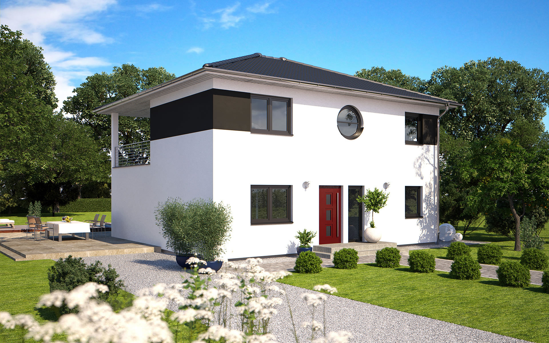 Eos 169 von Bärenhaus - das fertige Haus GmbH