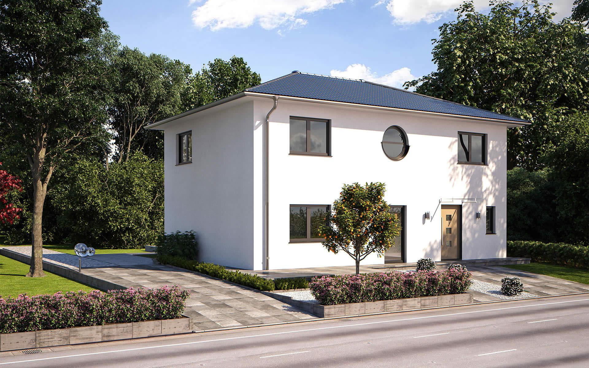 Eos 170 von Bärenhaus - das fertige Haus GmbH