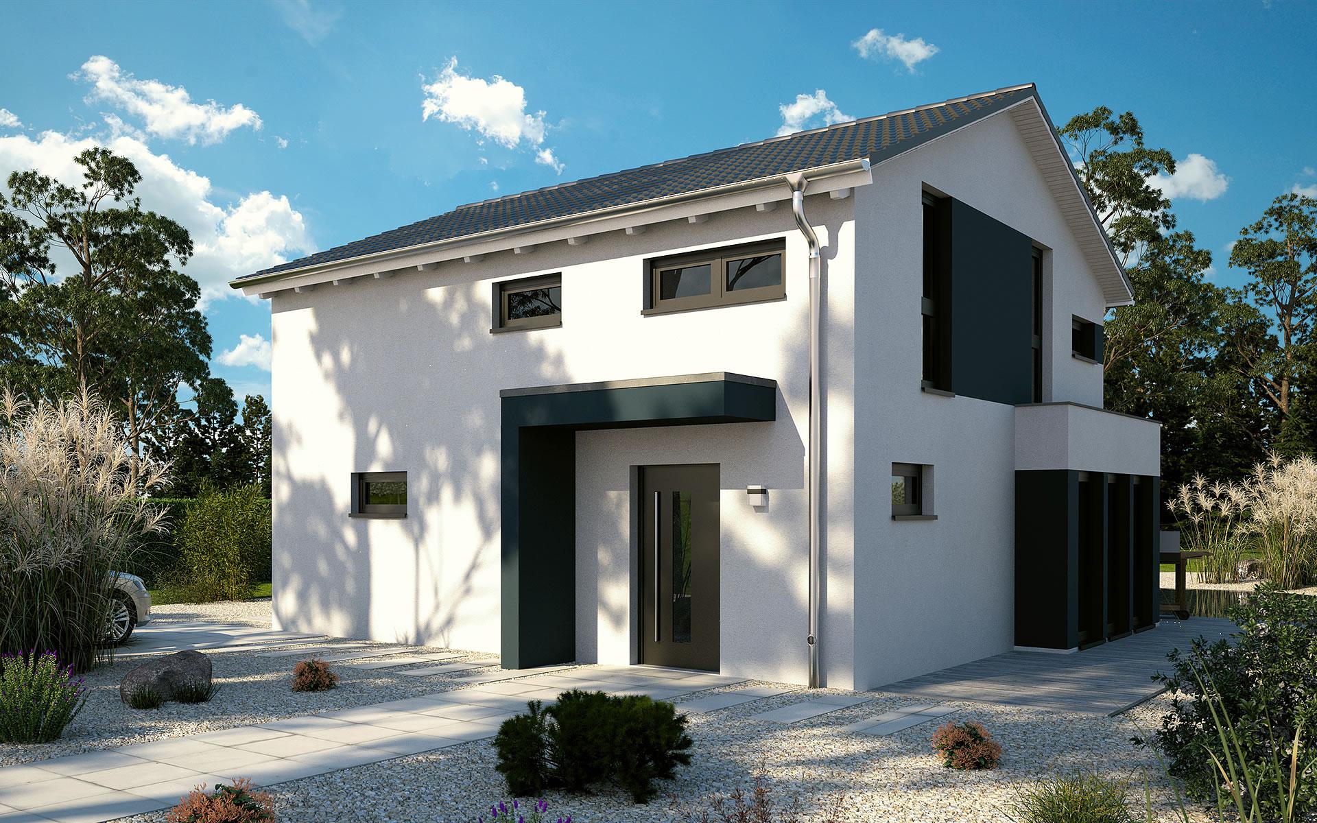 Esprit 117 von Bärenhaus - das fertige Haus GmbH