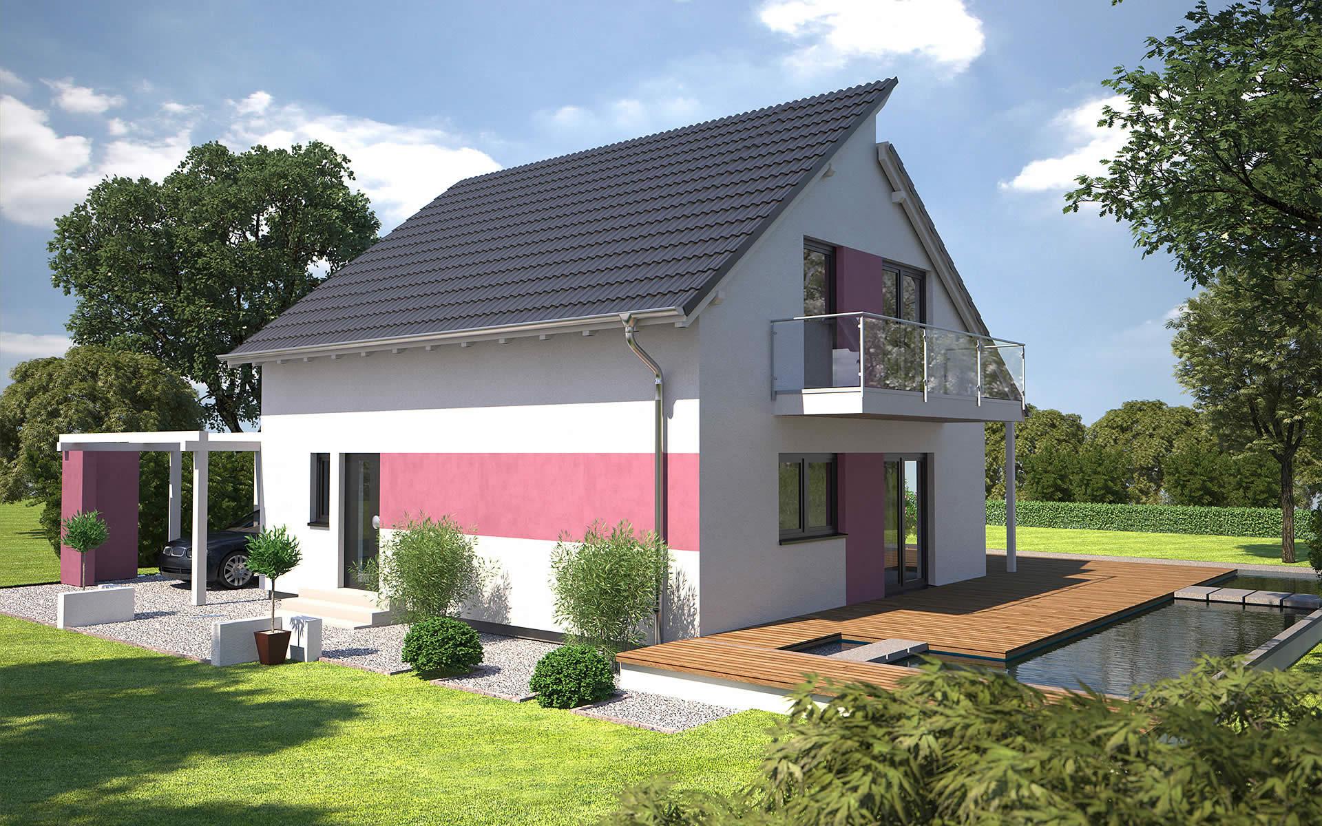 Esprit 125 von Bärenhaus - das fertige Haus GmbH