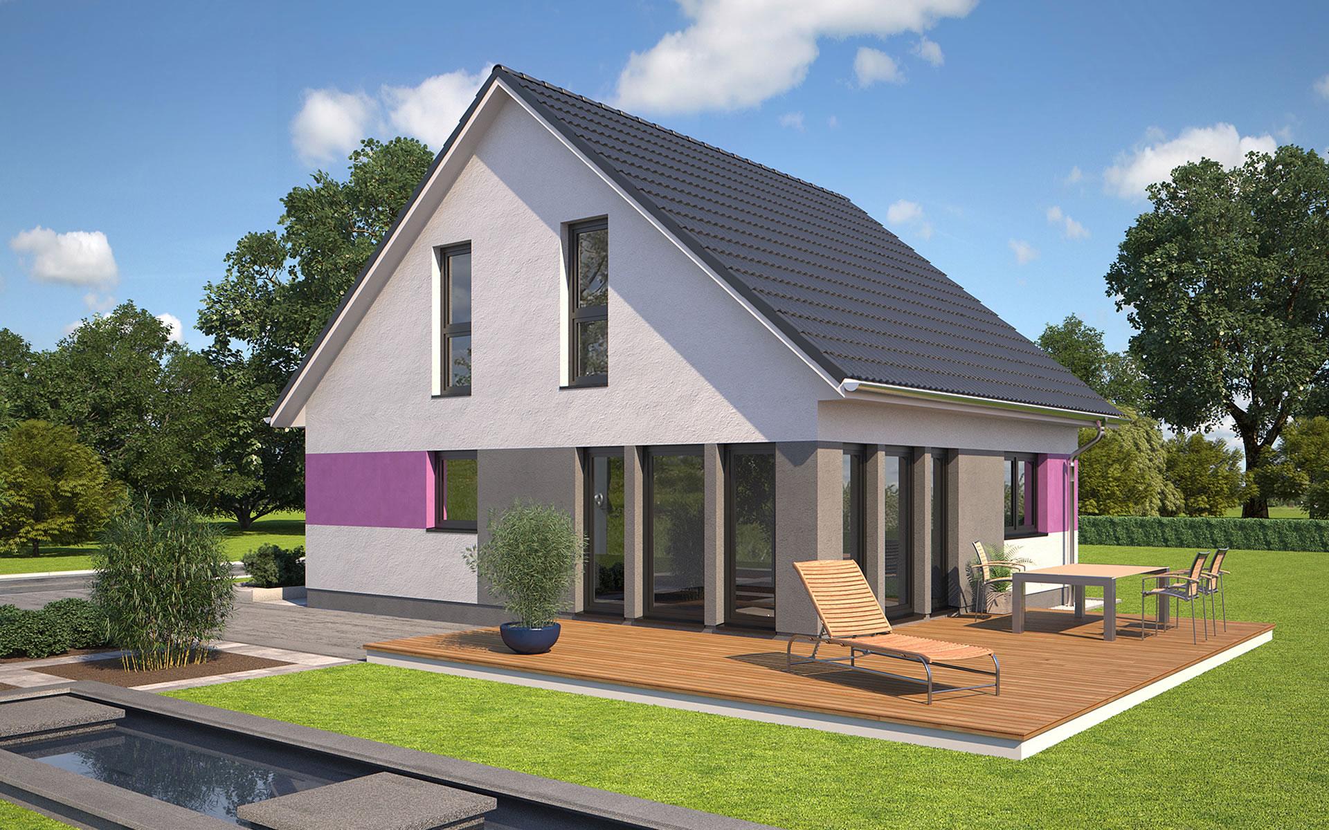 Esprit 126 von Bärenhaus - das fertige Haus GmbH