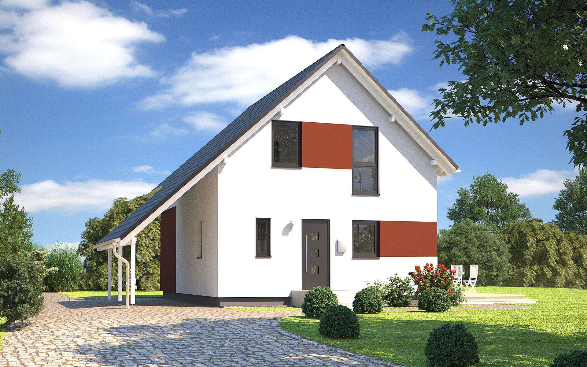 Esprit 137 von Bärenhaus - das fertige Haus GmbH