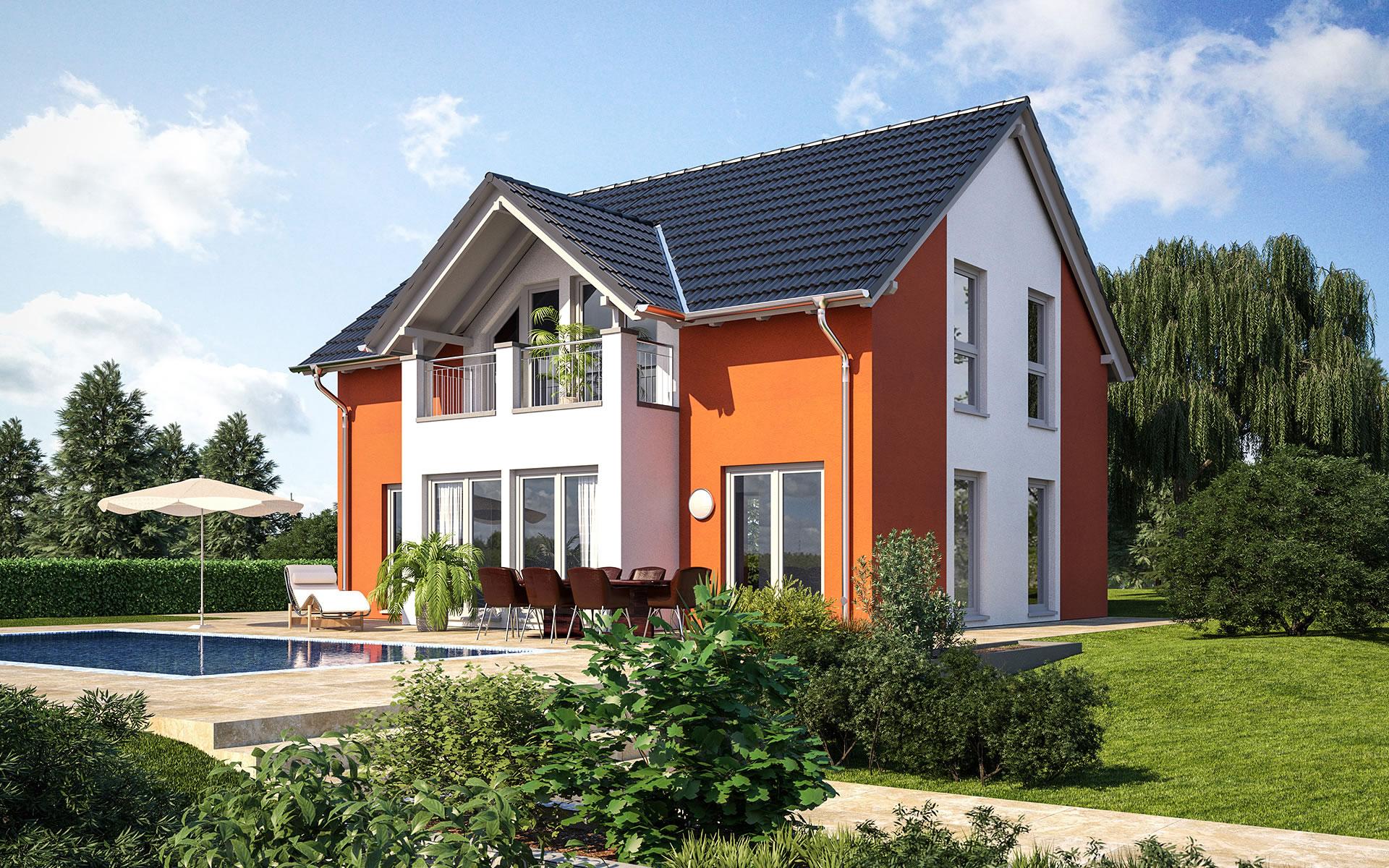 Esprit 149 von Bärenhaus - das fertige Haus GmbH