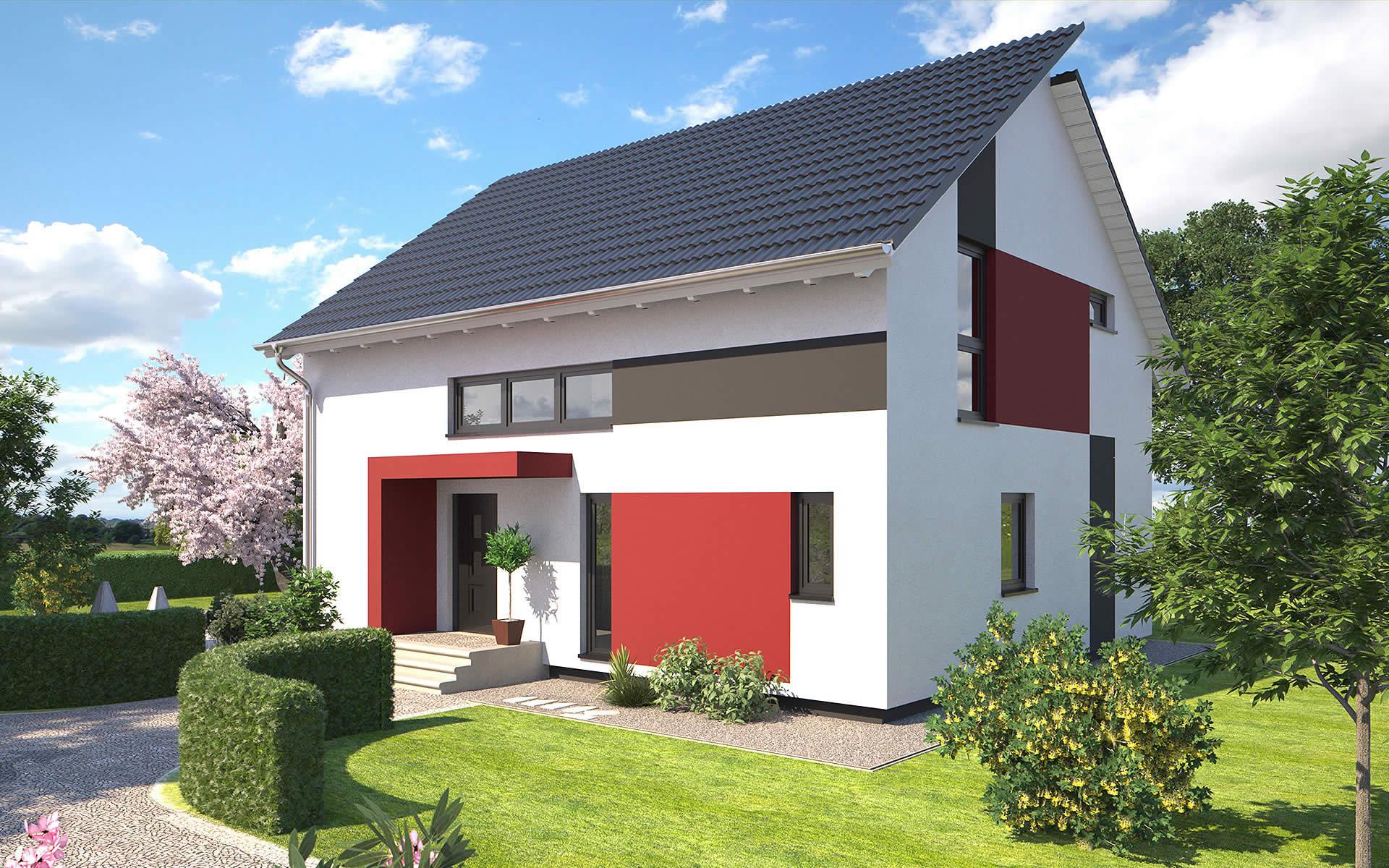 Esprit 155 von Bärenhaus - das fertige Haus GmbH