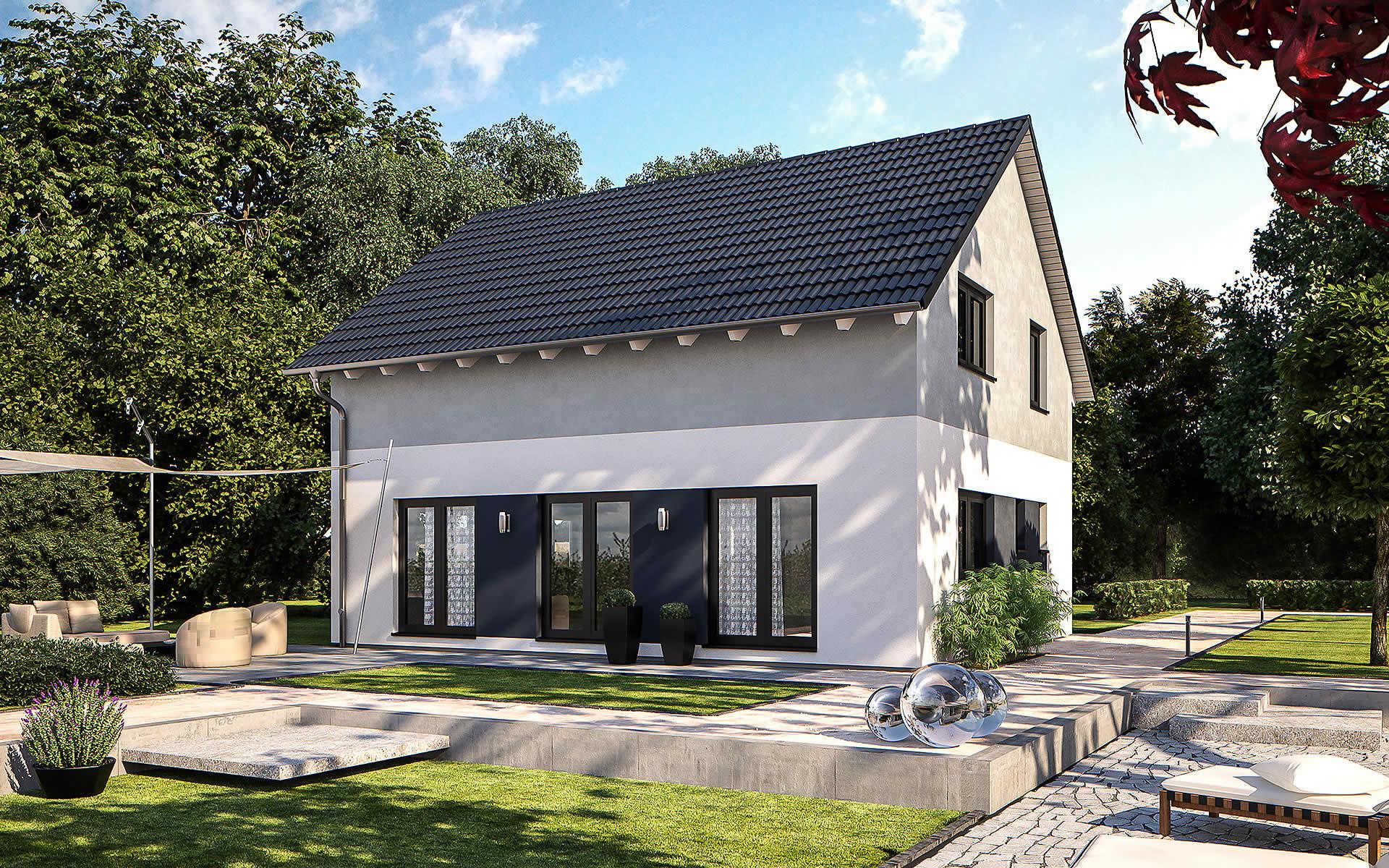 Euro Star 130 A von Bärenhaus - das fertige Haus GmbH