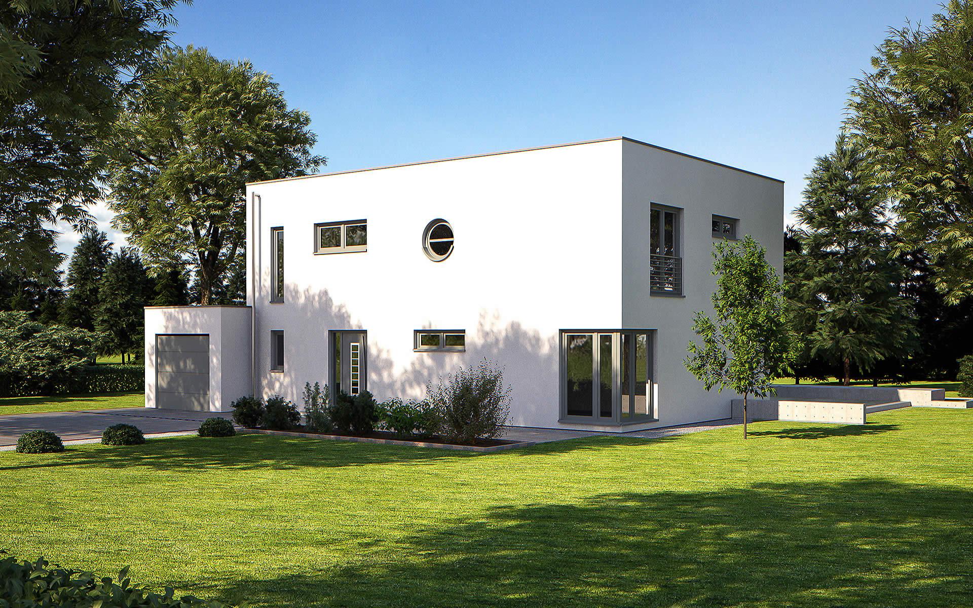 Fine Arts 201 von Bärenhaus - das fertige Haus GmbH