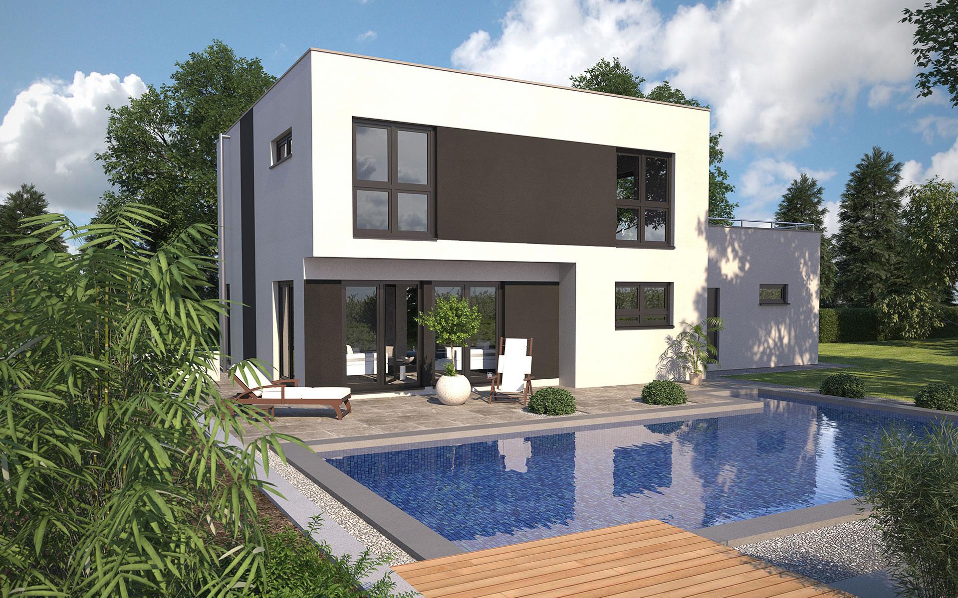 Fine Arts 137 von Bärenhaus - das fertige Haus GmbH