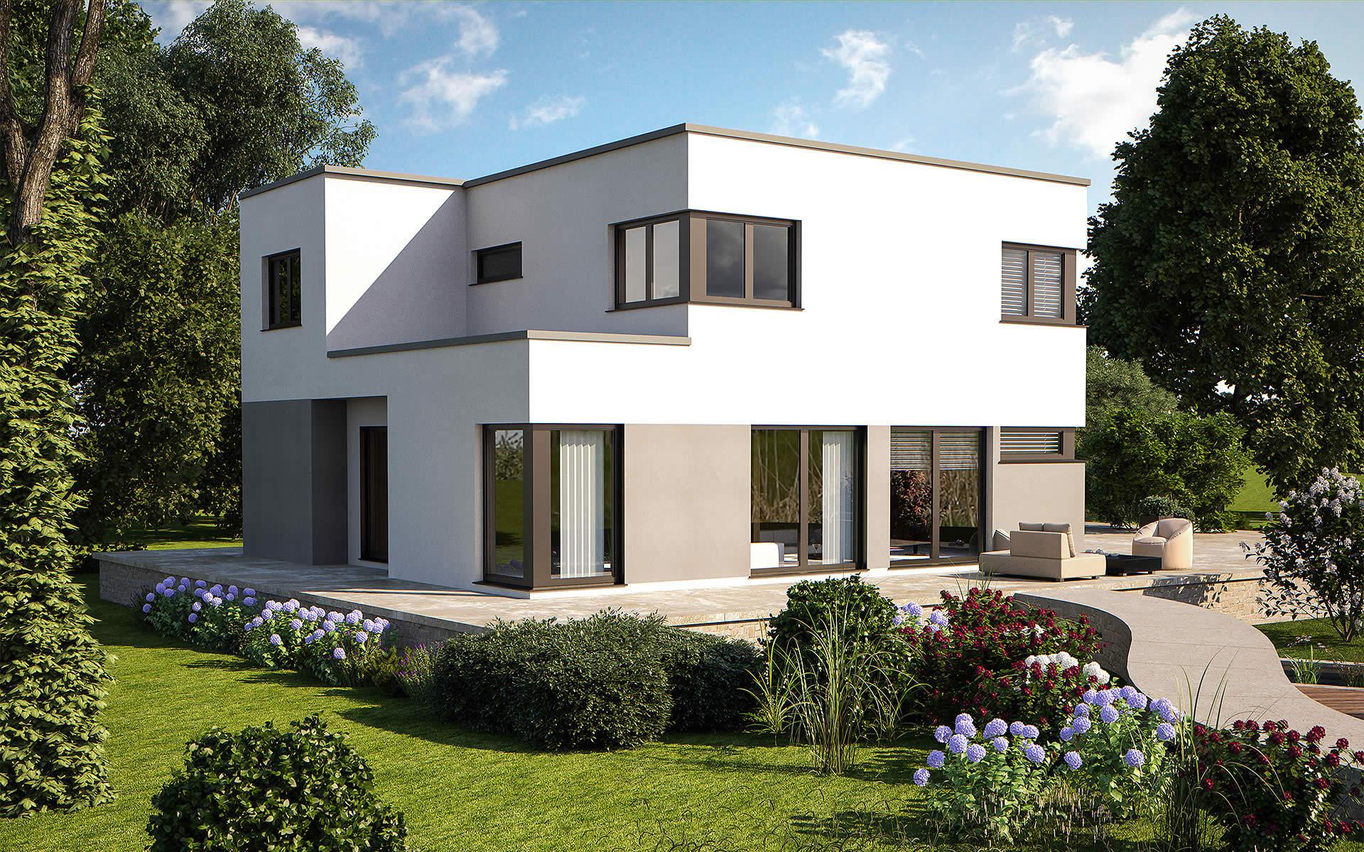 Fine Arts 163 von Bärenhaus - das fertige Haus GmbH