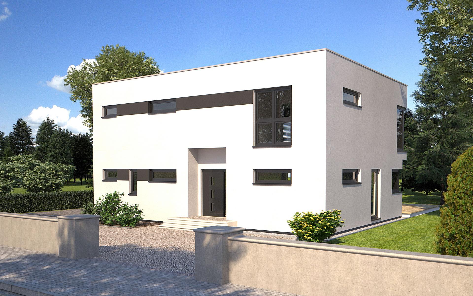 Fine Arts 169 von Bärenhaus - das fertige Haus GmbH