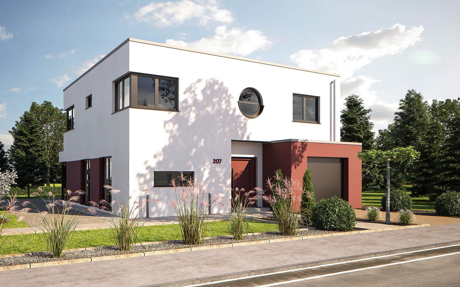 Fine Arts 211 von Bärenhaus - das fertige Haus GmbH