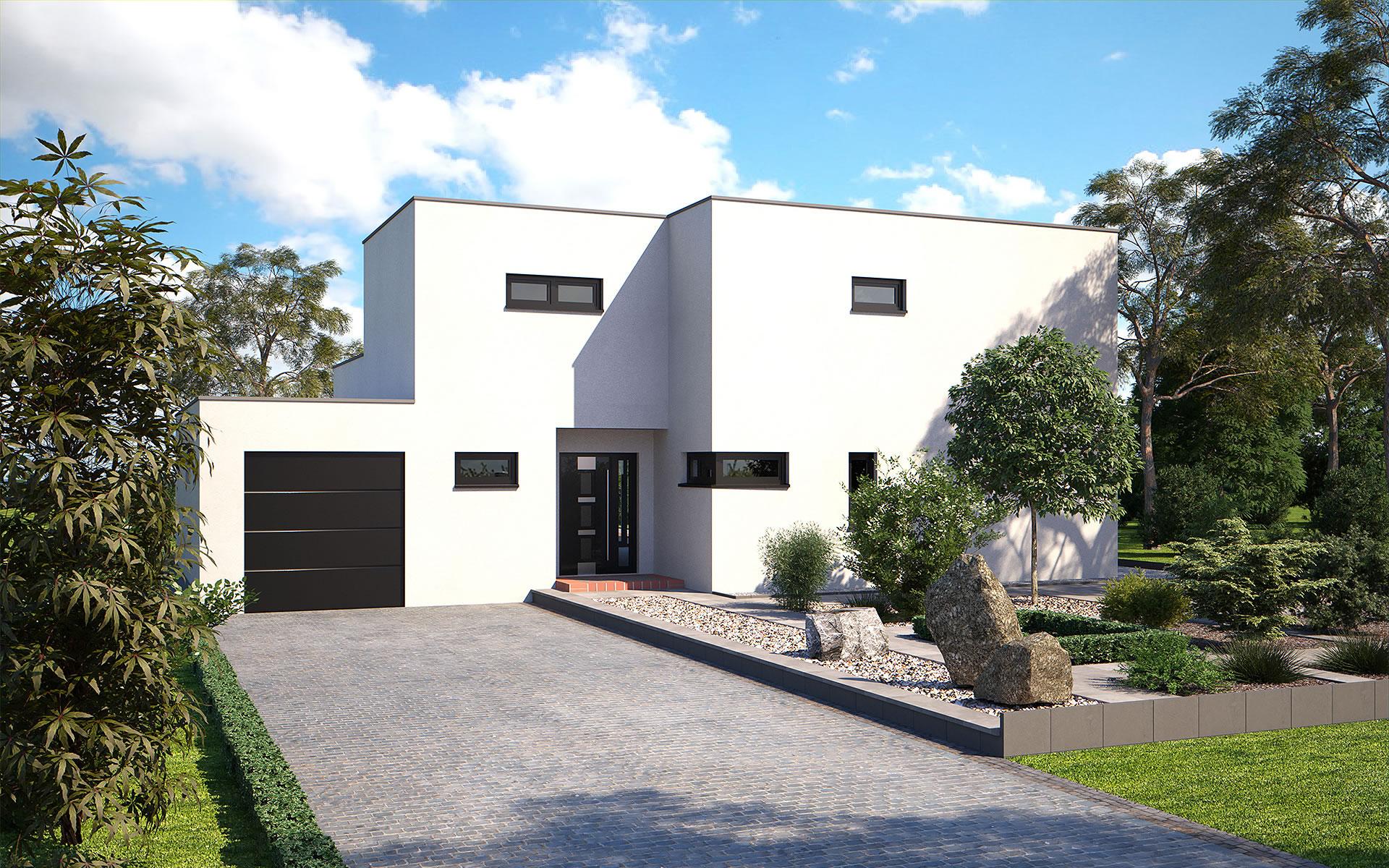 Fine Arts 223 von Bärenhaus - das fertige Haus GmbH