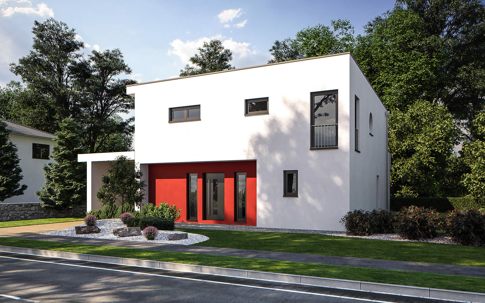 Fine Arts 239 von Bärenhaus - das fertige Haus GmbH