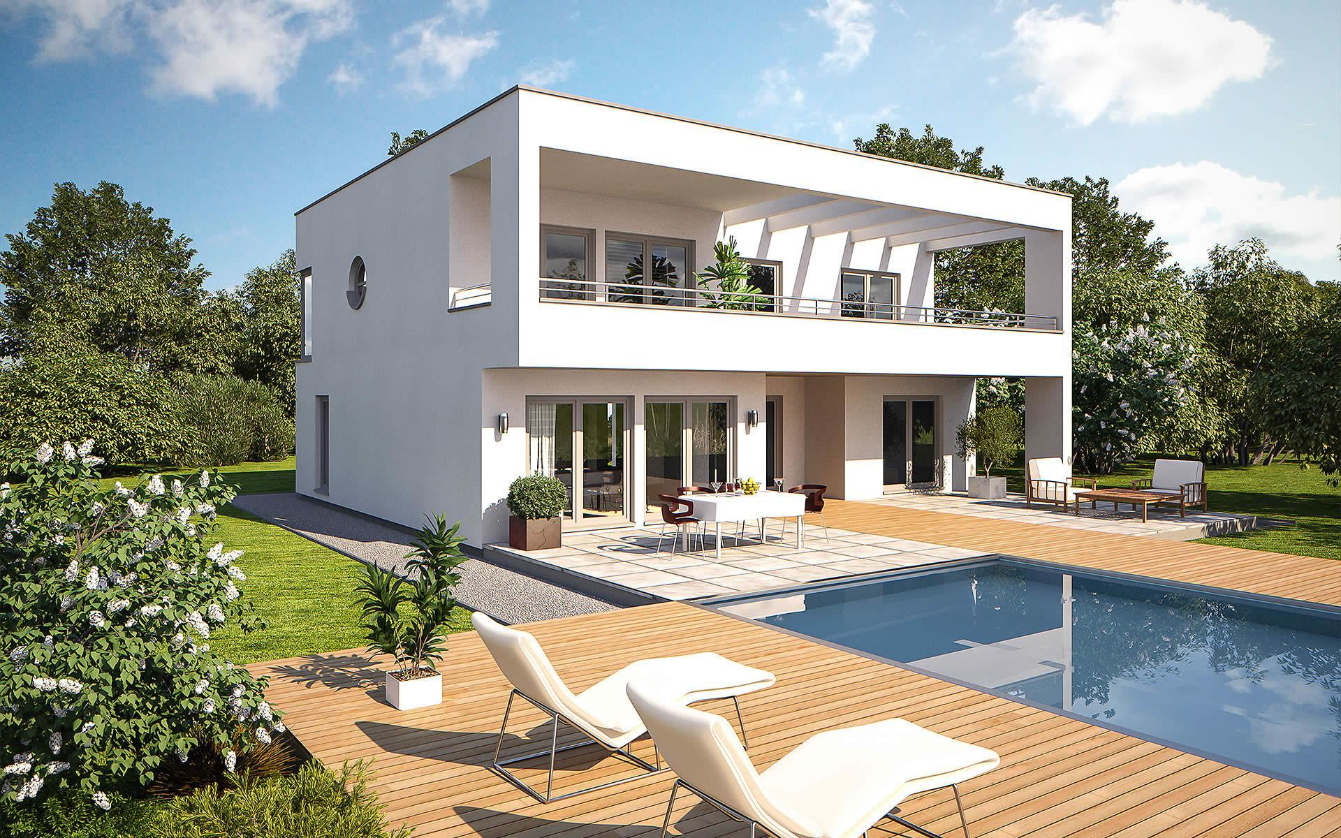 Fine Arts 260 von Bärenhaus - das fertige Haus GmbH