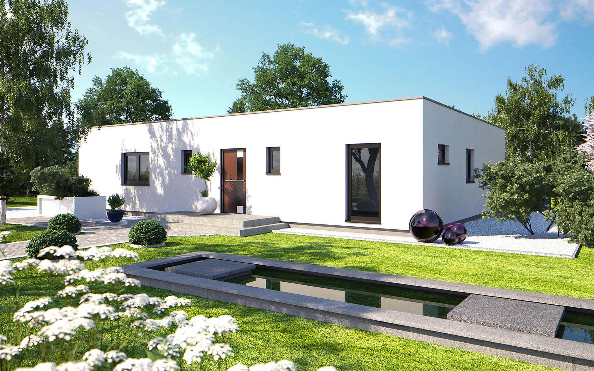 One 136 von Bärenhaus - das fertige Haus GmbH