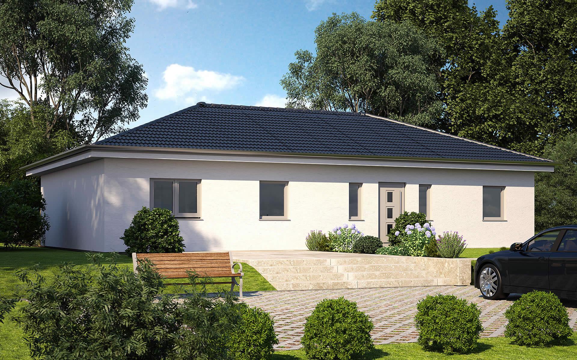 One 139 von Bärenhaus - das fertige Haus GmbH