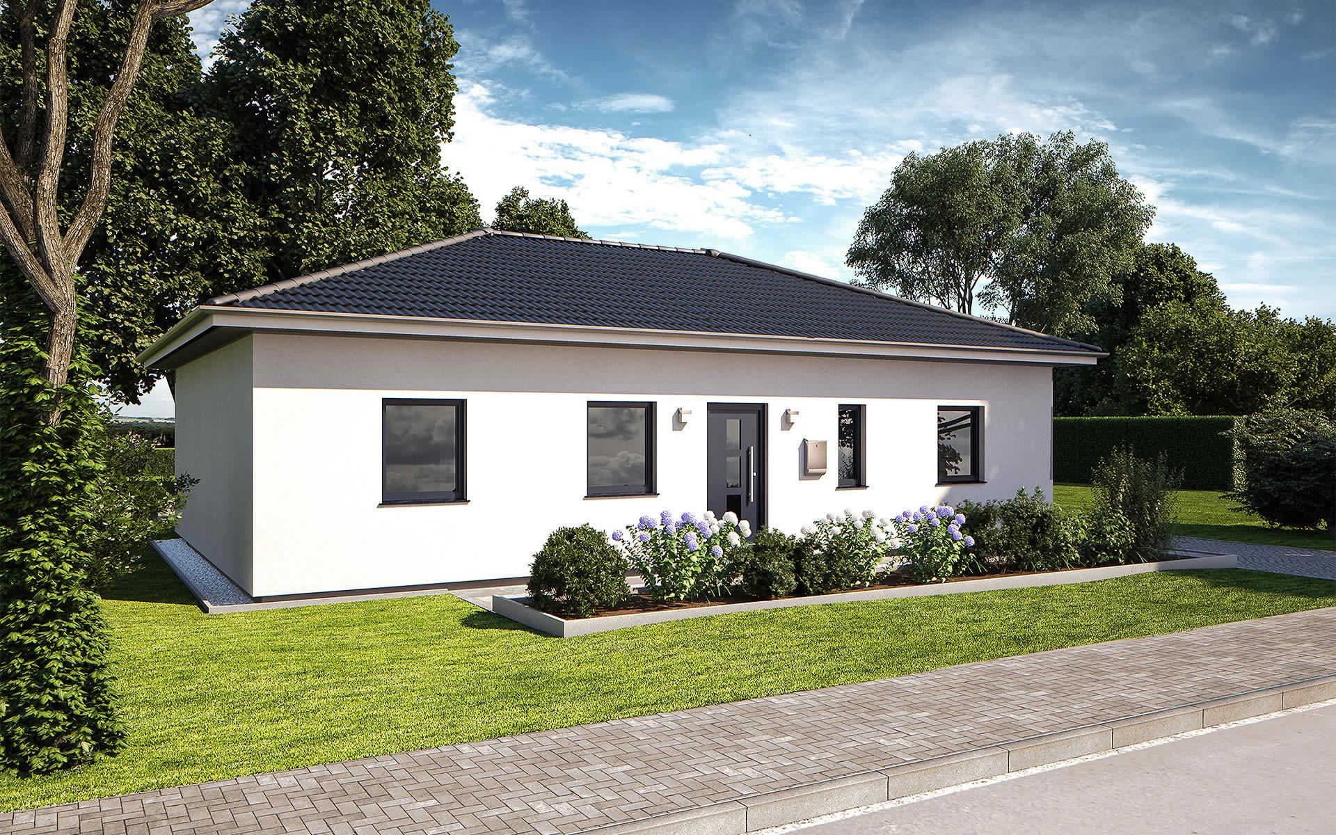 One 97 - Bärenhaus - das fertige Haus GmbH
