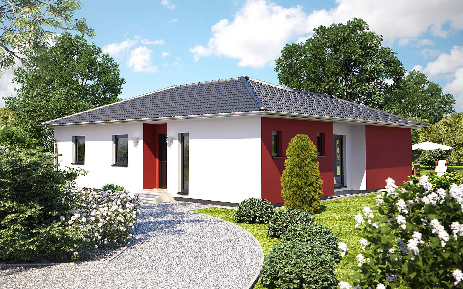 One 98 von Bärenhaus - das fertige Haus GmbH