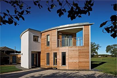 modernes kohaus biologisch bauen liegt im trend ein service von. Black Bedroom Furniture Sets. Home Design Ideas