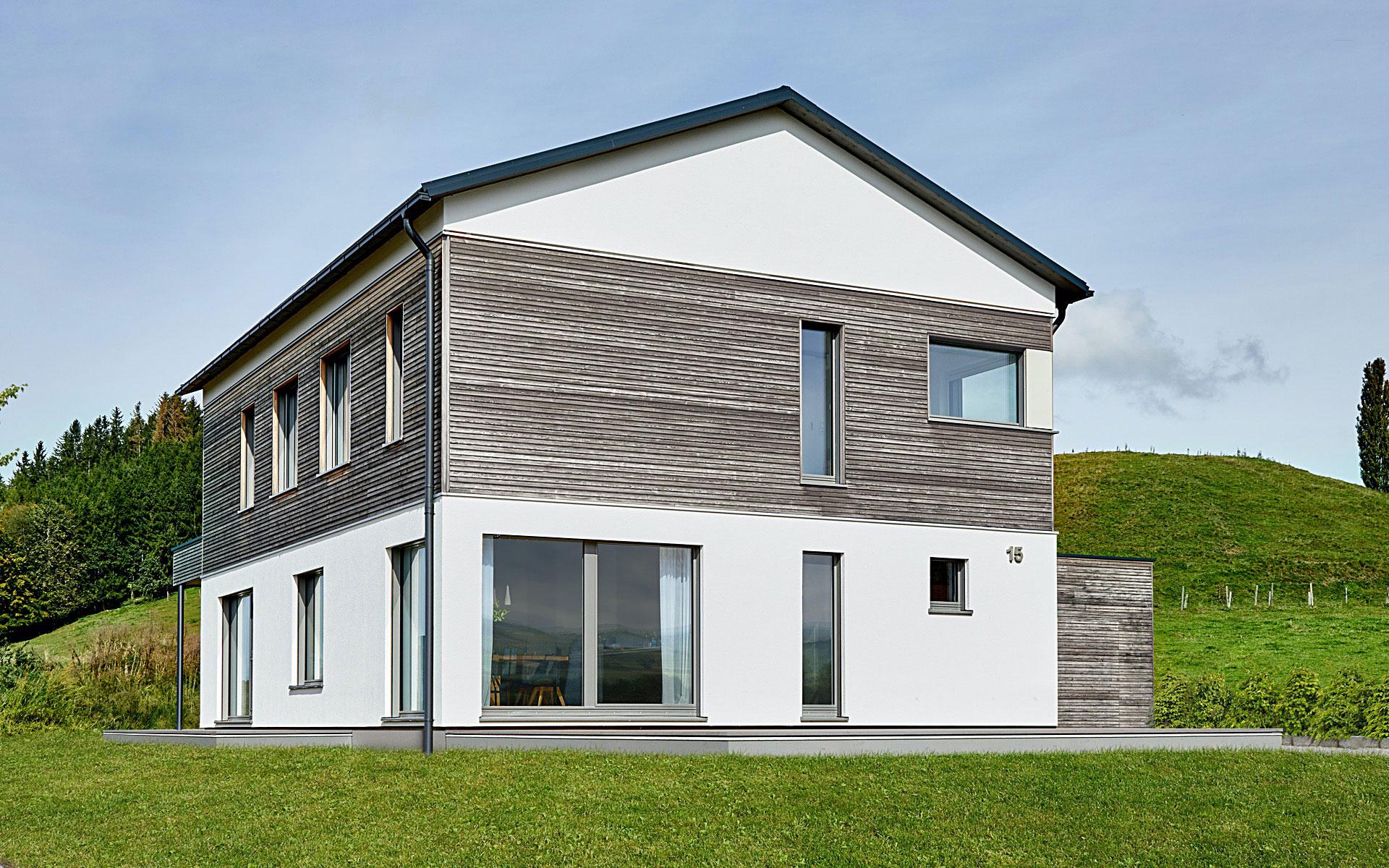 Gruber von Bau-Fritz GmbH & Co. KG, seit 1896