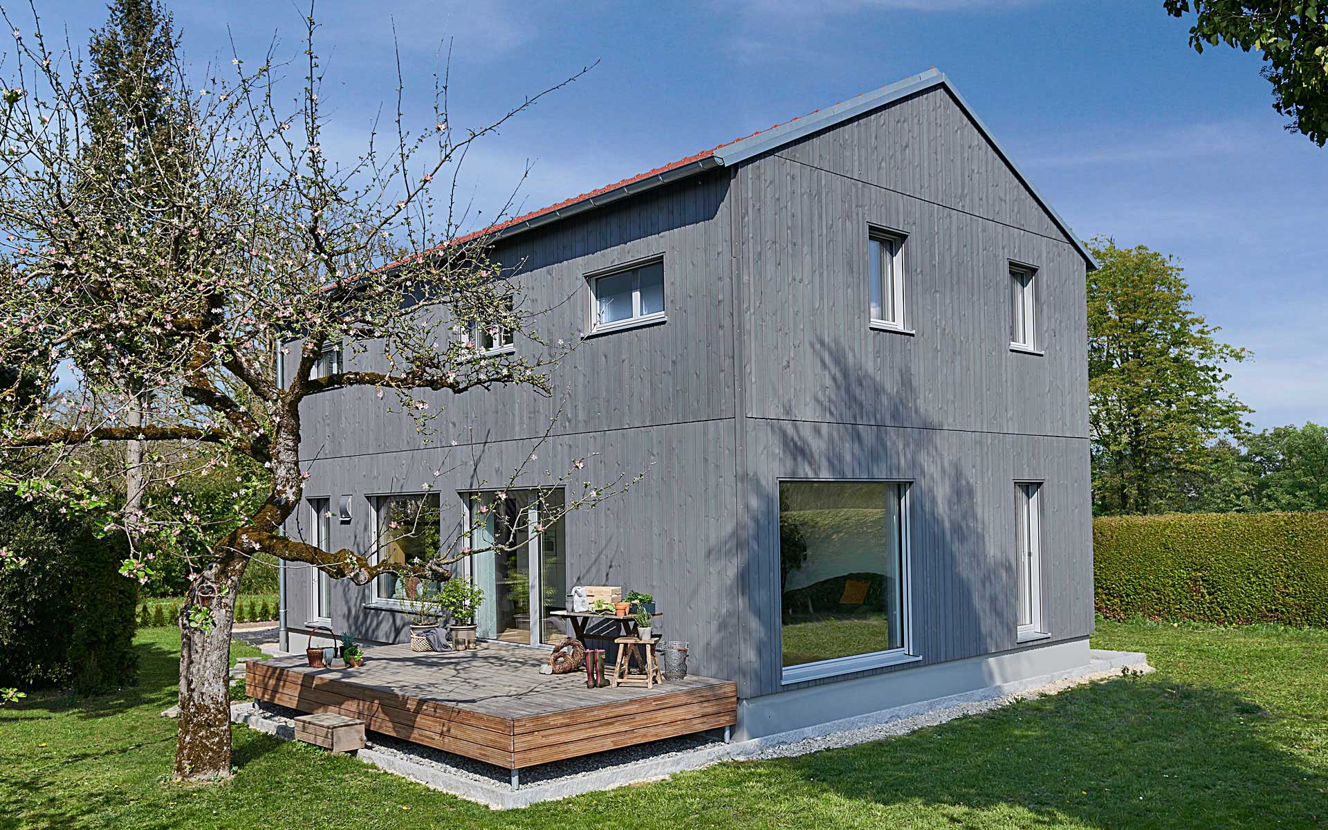 Remiger von Bau-Fritz GmbH & Co. KG, seit 1896