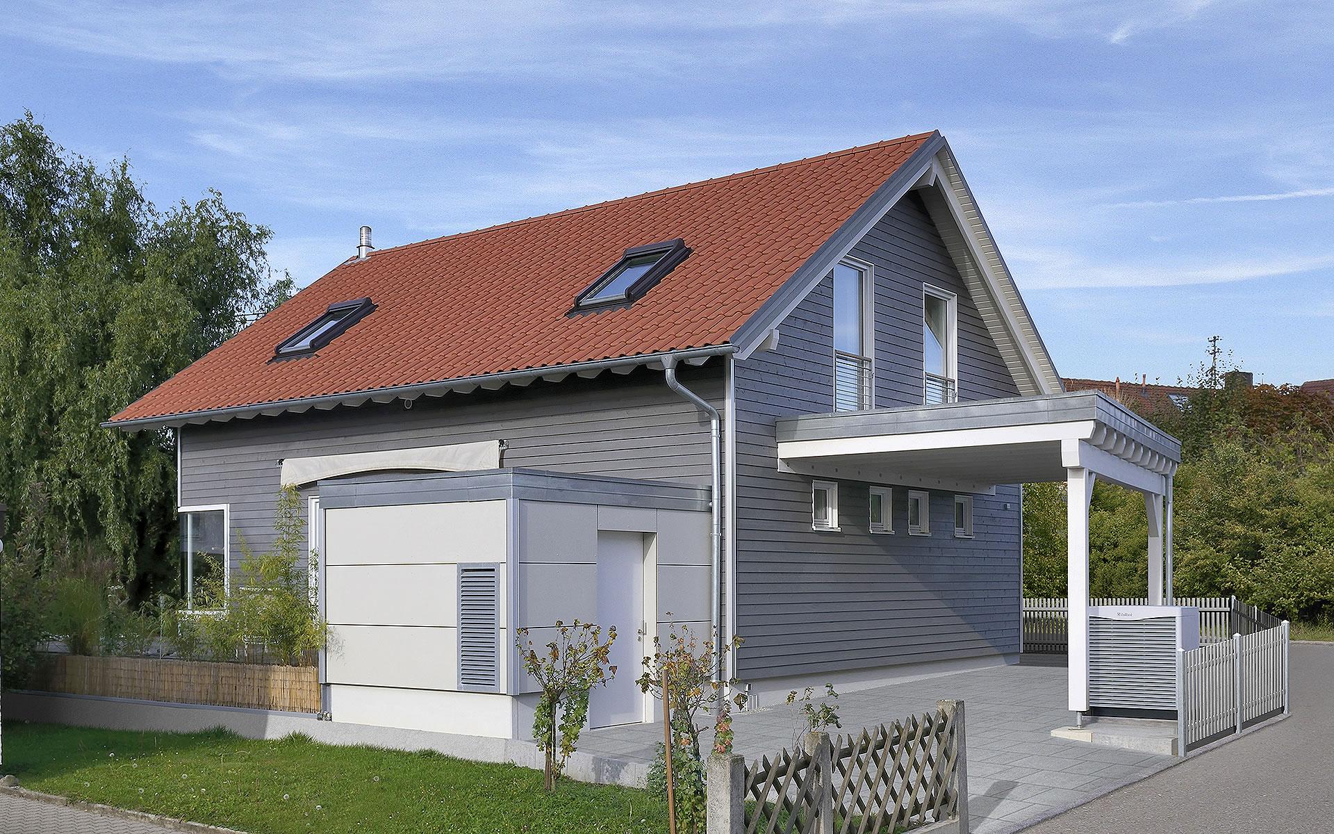 Klassisch und Fein 136 m² von Bau-Fritz GmbH & Co. KG, seit 1896