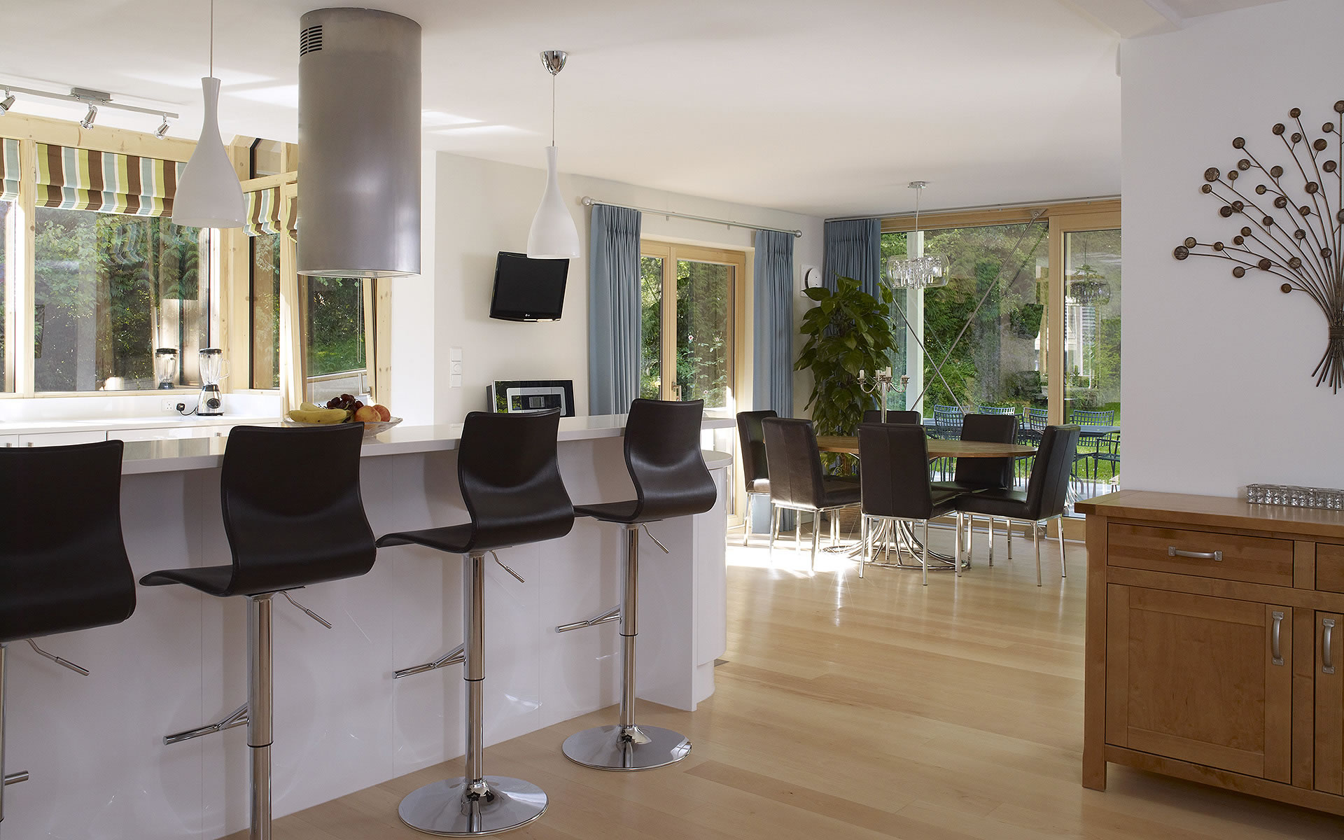 Architektur in Glas von Bau-Fritz GmbH & Co. KG, seit 1896