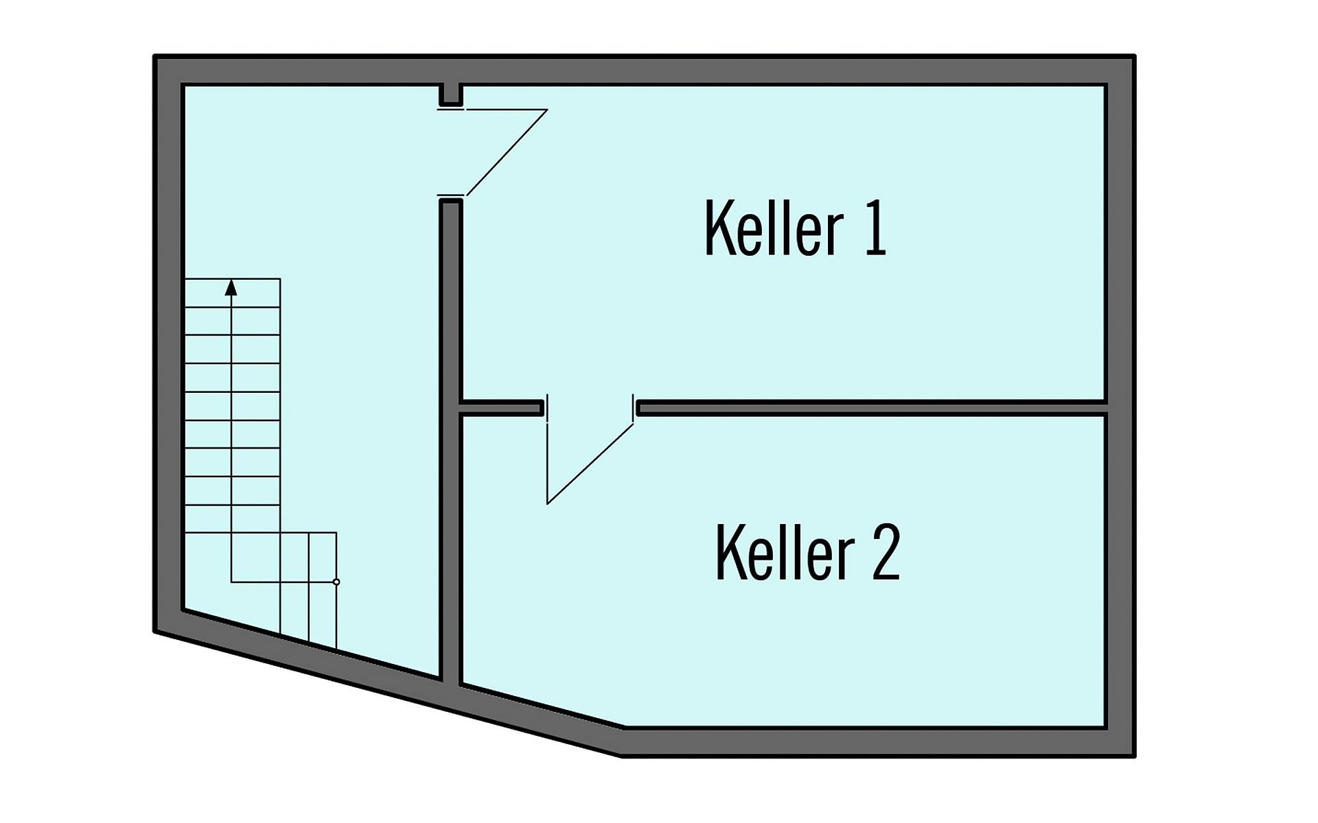 Keller Bullinger von Bau-Fritz GmbH & Co. KG, seit 1896
