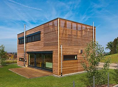 Holzhaus bungalow flachdach  Schlüsselfertig / Schlüsselfertige Häuser,-Frey mit 128,33 qm und ...