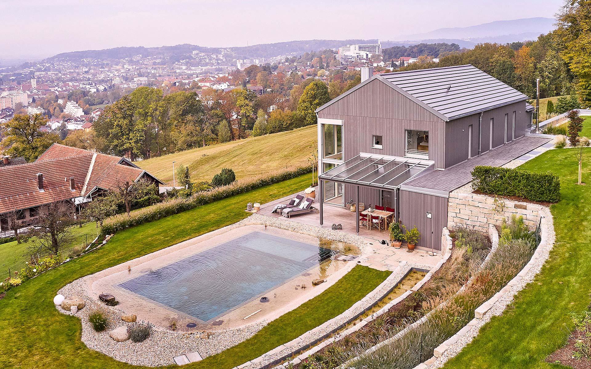 Haus am Wald von Bau-Fritz GmbH & Co. KG, seit 1896