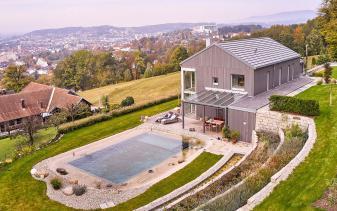 Baufritz - Musterhaus Haus am Wald