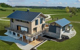 Baufritz - Musterhaus Heimat 4.0