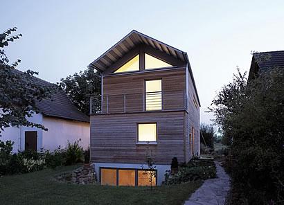 fertighaus fertigh user m ller 154 57 qm und satteldach als holztafelbau von bau fritz gmbh. Black Bedroom Furniture Sets. Home Design Ideas