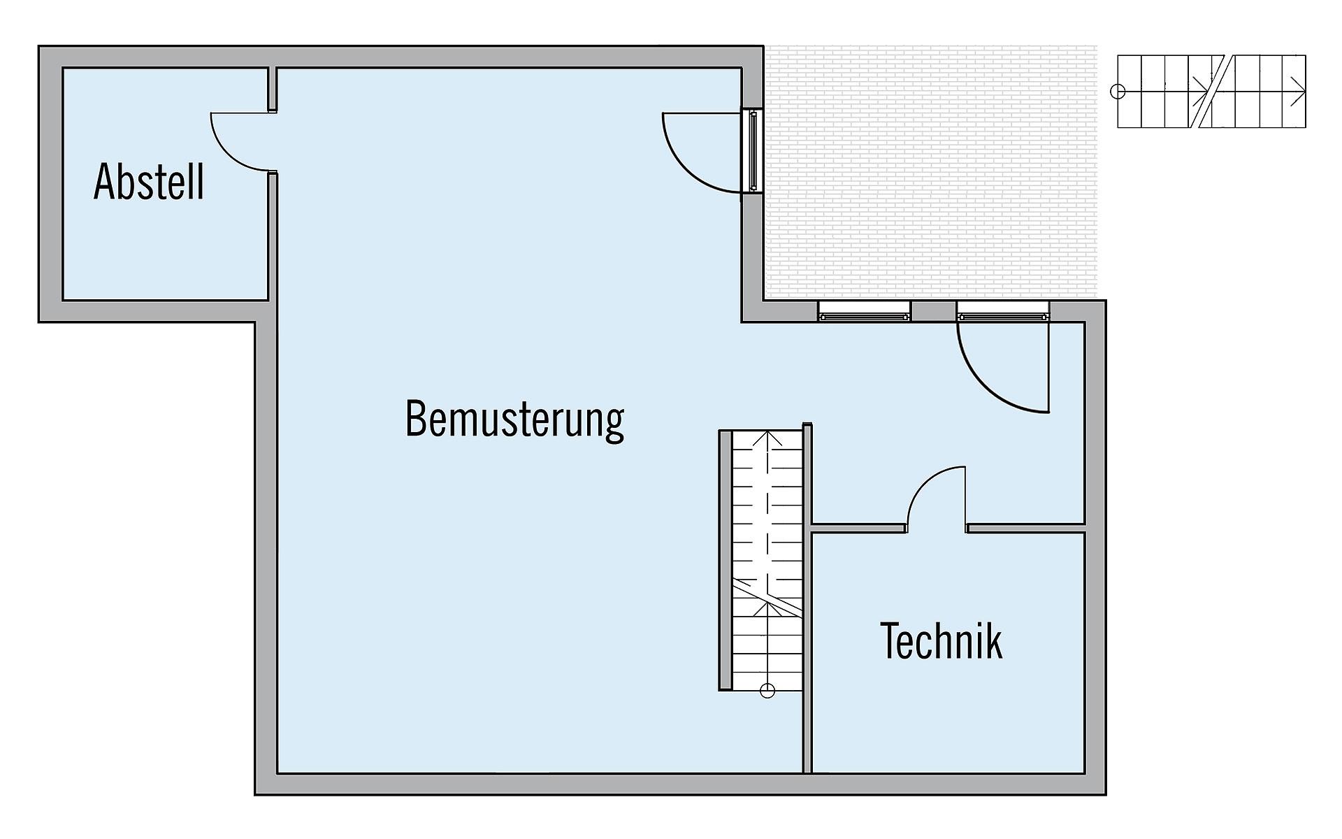 Keller NaturDesign von Bau-Fritz GmbH & Co. KG, seit 1896